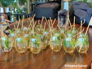 Baru Belanda, Shyama Culinair