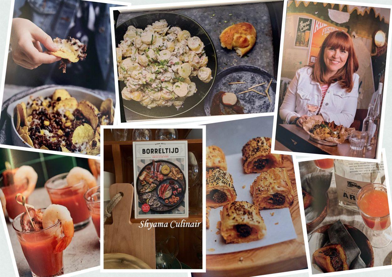 Borreltijd next level bites & drinks voor de ultieme borrel Susan Aretz Shyama Culinair
