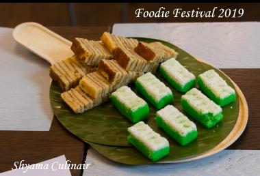 Foodie Festival 2019