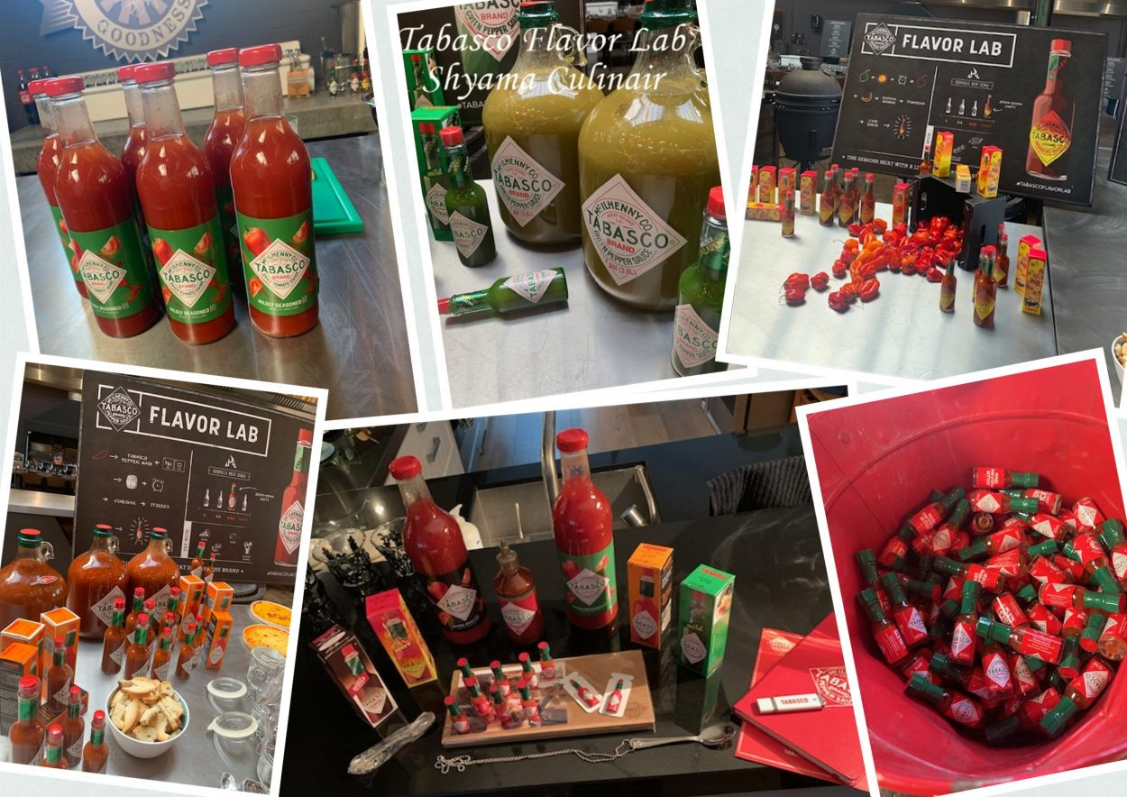 Tabasco Flavor Lab