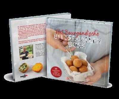 Review: Het Bourgondische Bitterballenboek - Ilona de Wit | Shyama Culinair