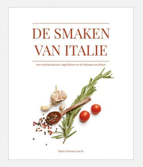 De smaken van Italië - Marie Florence van Es, Shyama Culinair