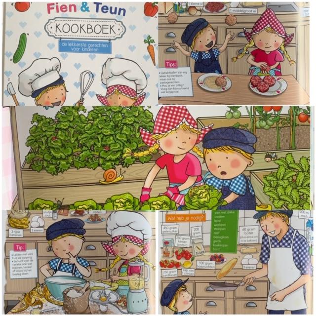 Fien en Teun Kookboek