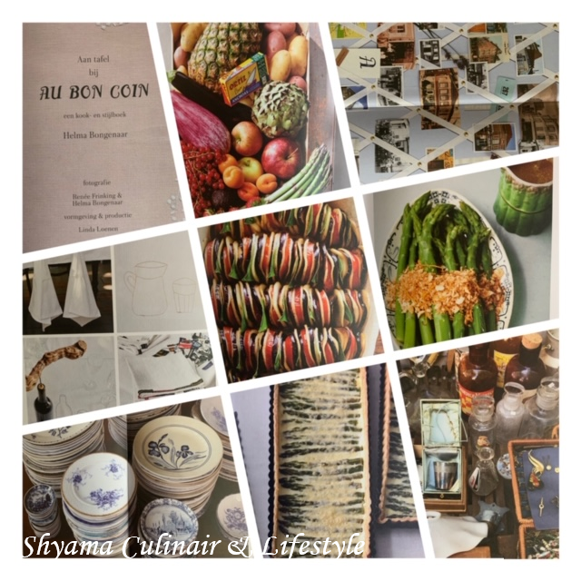 Kookboek Shyama Culinair