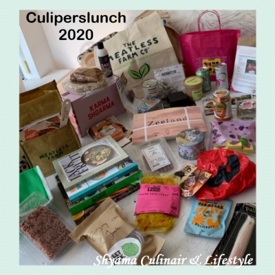 Culiperslunch, eten